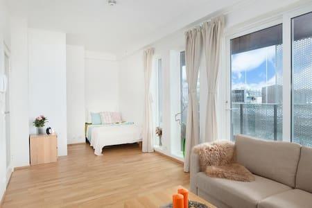 Bachelor appartment Stavanger/Sandnes - Stavanger - Daire