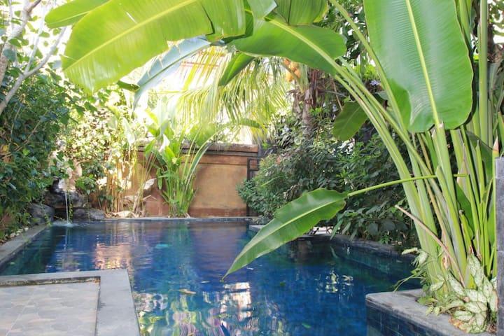 Rai House with pool