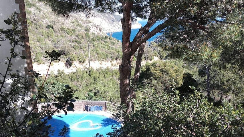 une chambre agreable vue sur mer - Begur - Bed & Breakfast