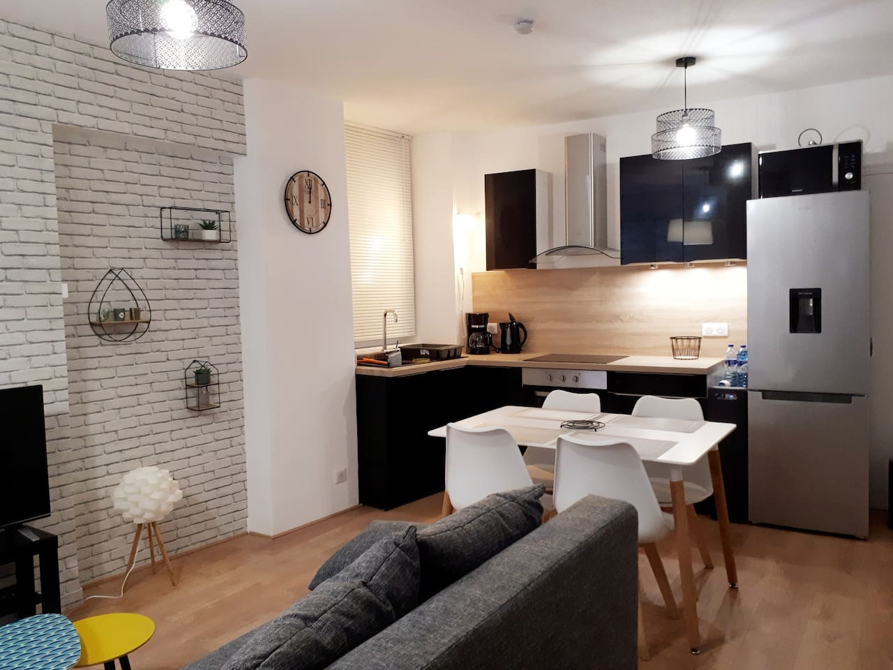 Appartement Cosy au Coeur de Josselin