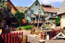 Popeye  Village .