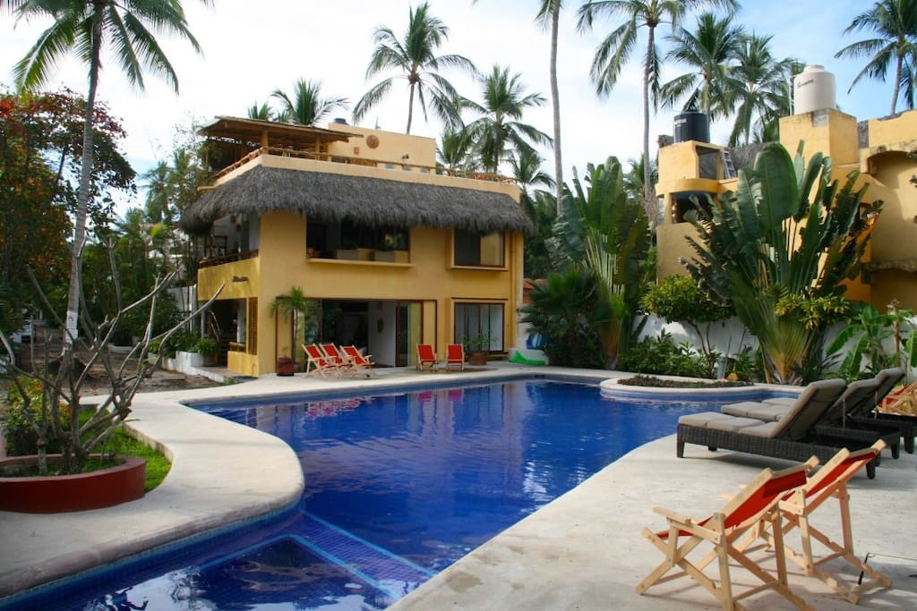 Welcome to Casa Sol y Luna
