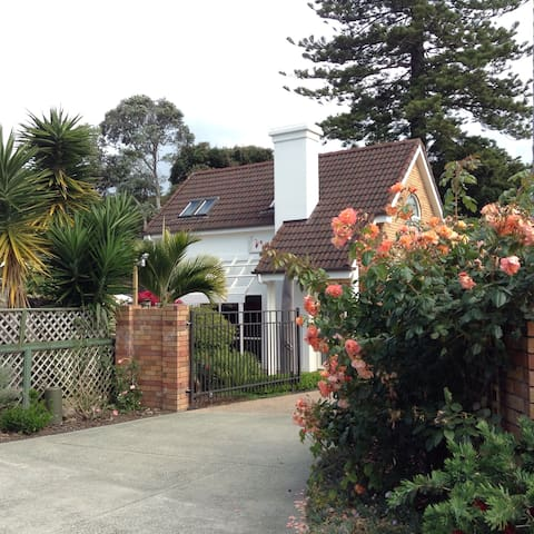 Central, Peaceful and Private - Whangarei - Bed & Breakfast