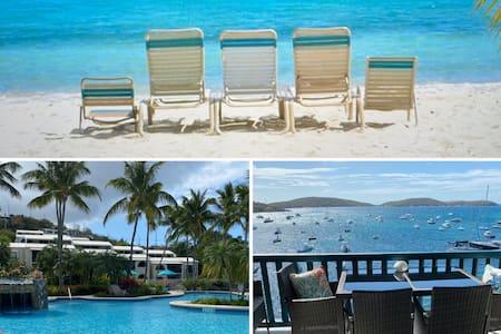 BELLA VISTA Villa - Beach, Pool, Views and Breezes