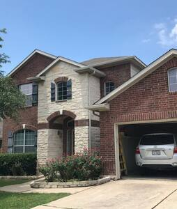 Large House with 4 Bedrooms 2.5 baths sleep 15