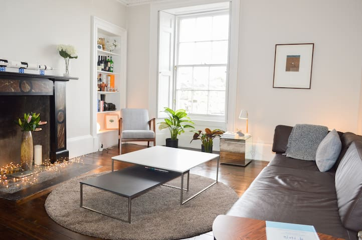 Beautiful Edinburgh Apartment in Stockbridge