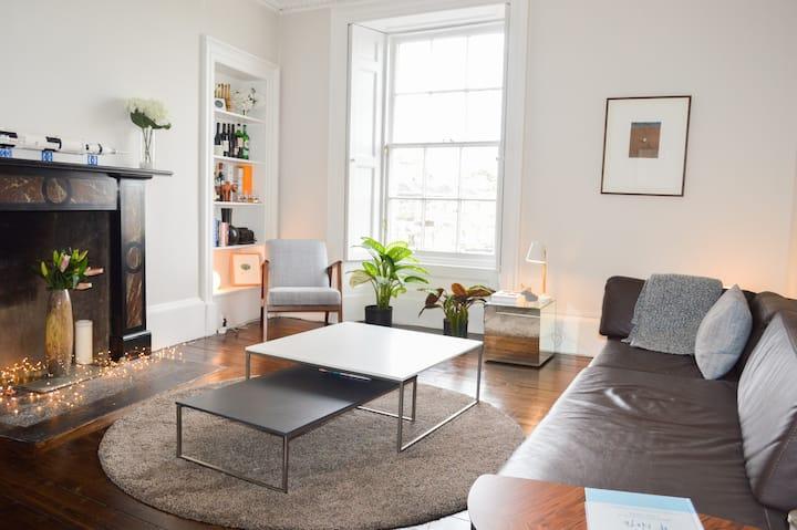 Beautiful Edinburgh Apartment in Stockbridge