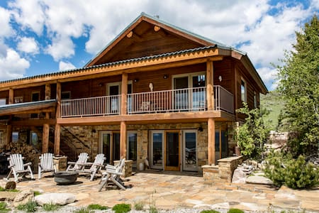 Mountain View Cabin in Star Valley, Wyoming
