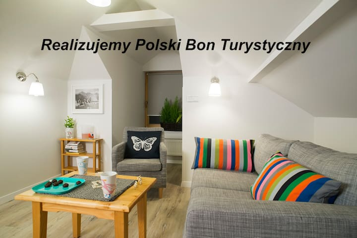 Duplex One Bedroom Apartment
