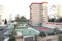 Apartamento todo nuevo terraza 1º línea de playa