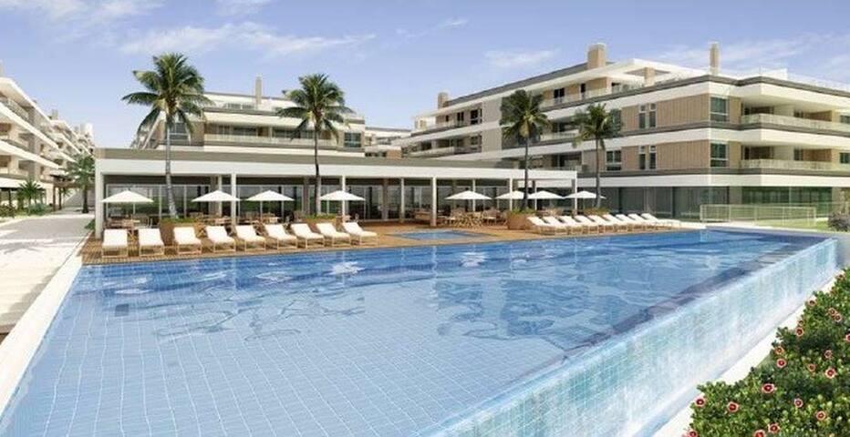 Apartamento Essence Life, Campeche - Floripa - Florianópolis - Wohnung