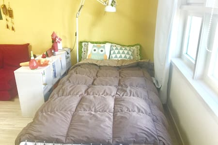 Cosy room in incheon - 인천광역시 - Wohnung