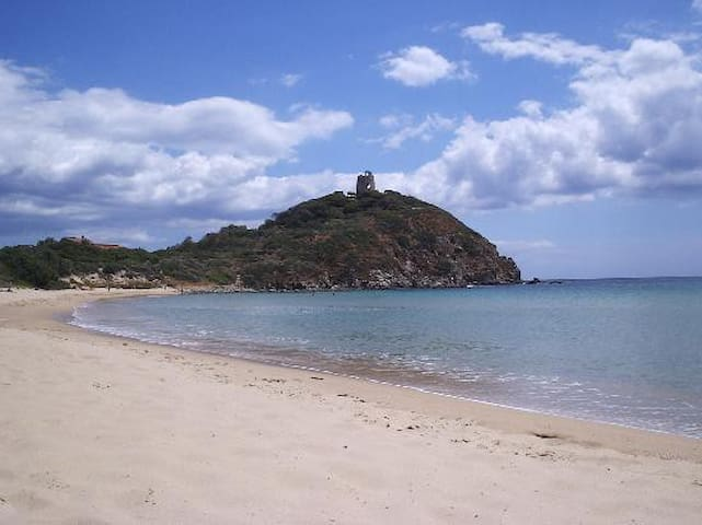 Sardegna-Mare e Golf- Is Molas-Pula (Ca)