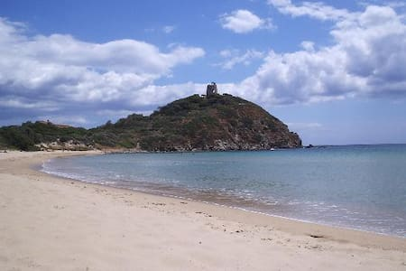 Sardegna-Mare e Golf- Is Molas-Pula (Ca) - Is Molas - Hus