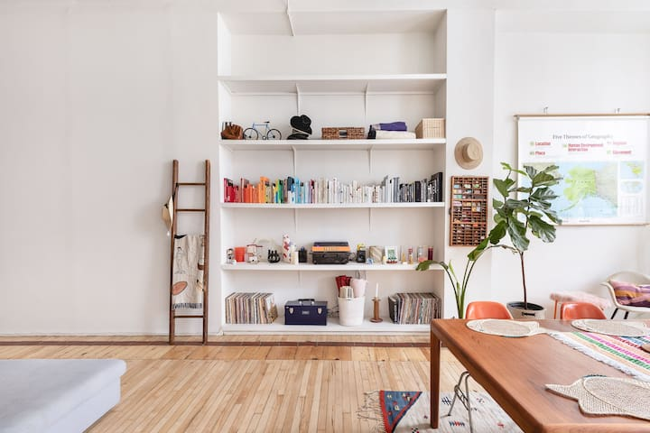 Artist Loft in Tribeca