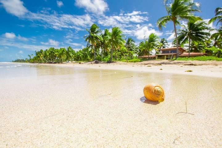 Casa Praia da Lage - Rota Ecológica de Milagres