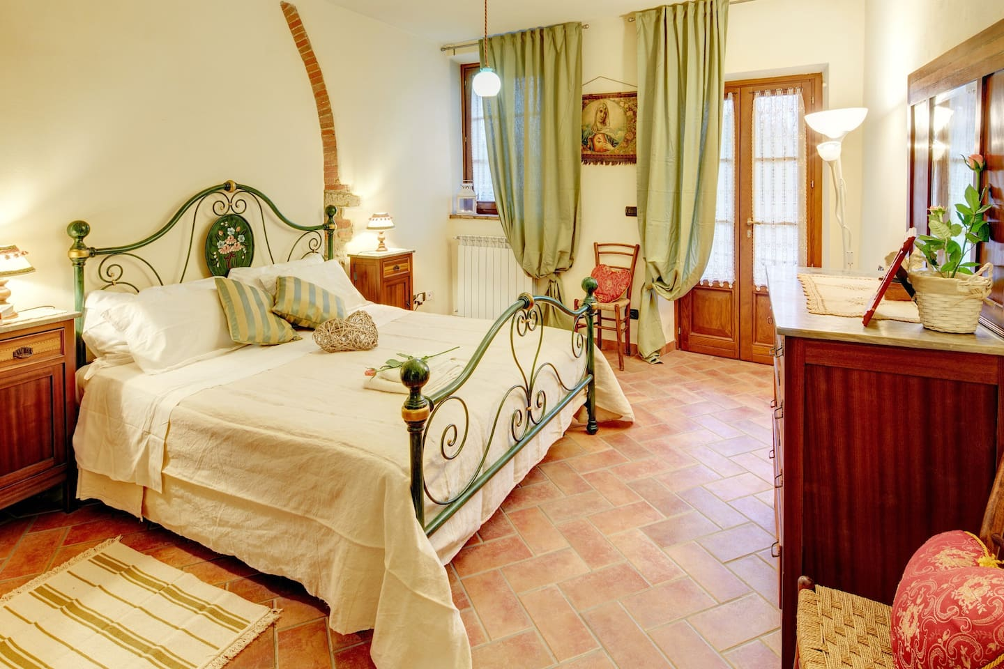 Romantic Little Love Nest in  the Country House in Tuscany: Let your dream of love begins
