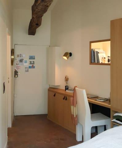 Bastille Studio Entrance