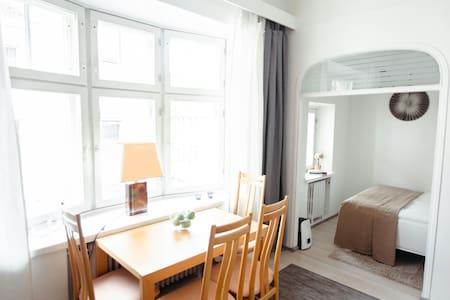 Самый центр города Хельсинки - 헬싱키(Helsinki) - 아파트