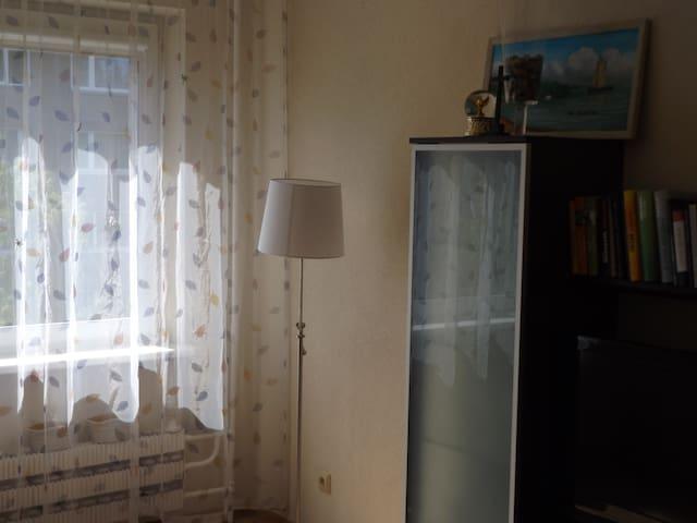 Marija's apartment