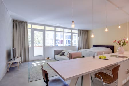 Industrial and spacious APT | Near city center A3 - Amsterdam