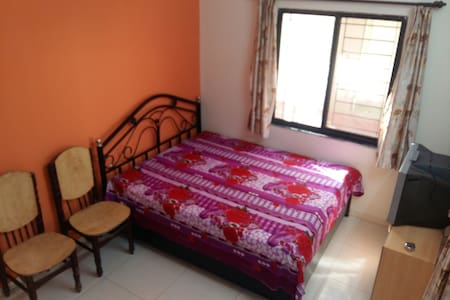 Cool Nashik Room - Nashik - Apartment