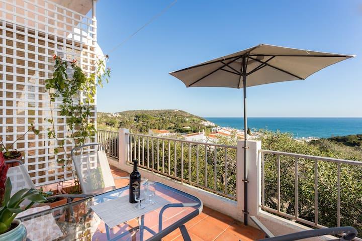 Apartamento Salema 33  - 2 bedroom apt. & sea-view