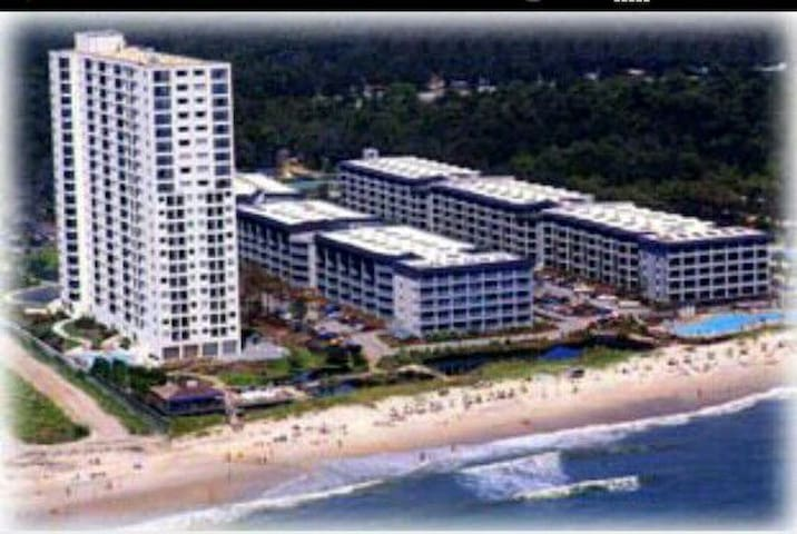 Grand Strand Beach Getaway - Myrtle Beach - Pis