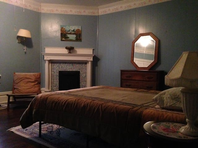 The Suite at the Blue House