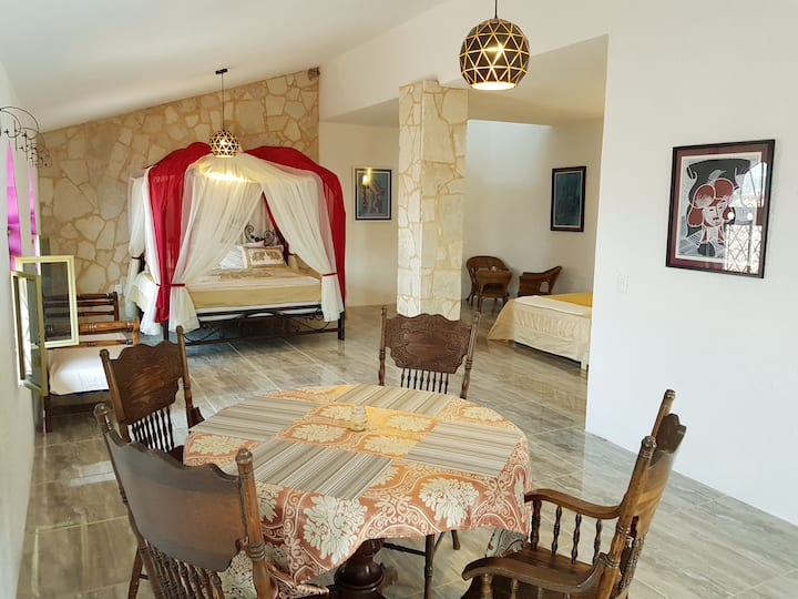 Suite King Size -Riad Oriental