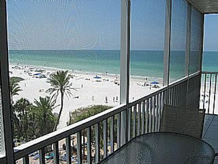 Beachfront Condo Siesta Key Gulf Views 2br2ba Apartments For Rent In Siesta Key Florida