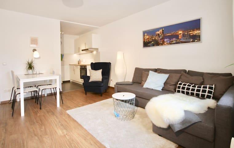 Apartment im Herzen der Stadt 2L