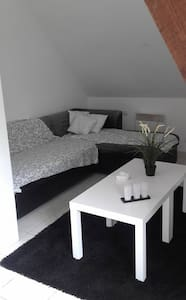 Studio à 100m de la plage au Manoir de l'Ermitage - Lejlighed