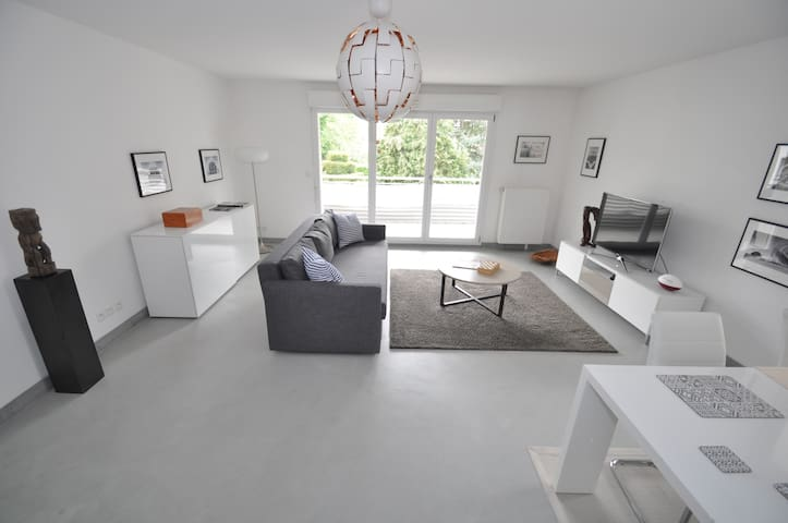 Modern apartment close to Basel EuroAirport