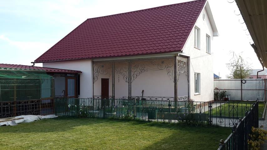 Большая комната для приема гостей - Капчагай