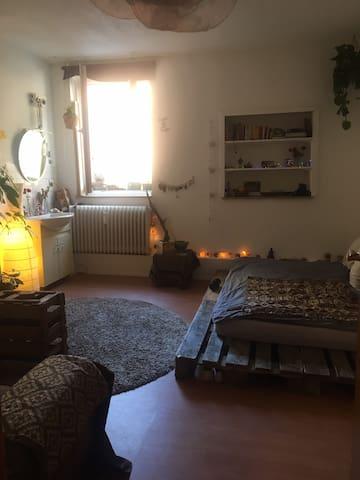 Schönes Zimmer im Herzen Ehrenfeldes