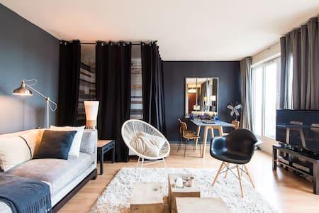 studio 38 m + terrasse  Vieux lille - Lille - Wohnung