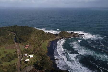 Hermosa casa con impresionante vista al mar