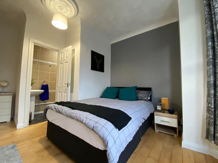 En-suite rooms in central Southampton