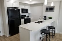 Full Apartment, Brand New, 1 Bedroom 1 Bathroom!