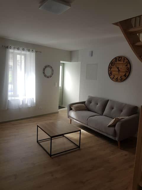 Appartement cosy et moderne à Bourgueil