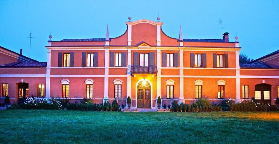 Appartamento Dimora storica Villa Contessa Massari