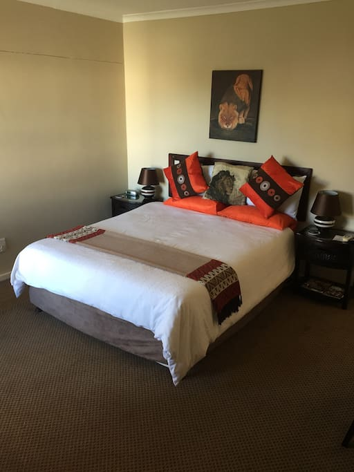 The Lion Bedroom