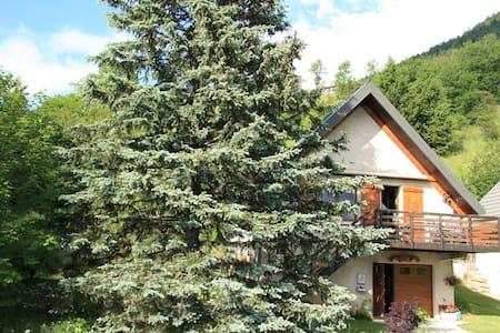 Chambre, quartier calme, idéale week-end nature - Lans-en-Vercors - Haus