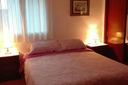 Excelente habitación para dos personas - Alcalá de Henares - Haus