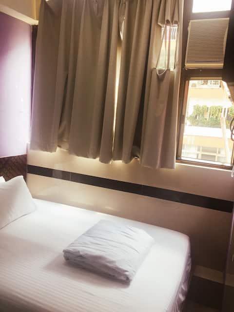 铜锣湾百德新街海德大厦公寓出租(提供床单被套和每日清洁服务)