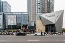 火车站平江路观前街地铁直达,独墅湖尹山湖商圈湖景loft,智能家居科技体验