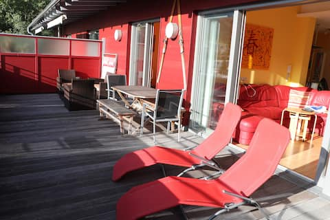 Top located Penthouse in Schladming