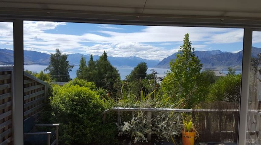 Unique Lakeview Retreat - Wanaka - Wanaka, Lake Hawea - Inny