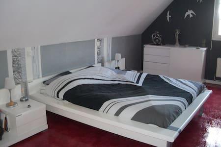 chambre chez habitant près de Lens - Loos-en-Gohelle